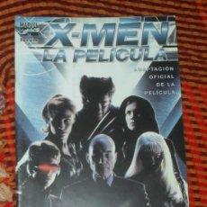 Cómics: X-MEN LA PELICULA. ADAPTACION OFICIAL. MARVEL COMICS. FORUM.. Lote 29209611