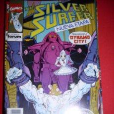 Cómics: SILVER SURFER NUMERO 2. Lote 29279364