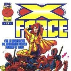 Cómics: X-FORCE VOL.2 Nº 13 MASACRE Y SIRYN ¡DEMASIADOS MASACRES! (MARVEL-FORUM-LINEA X-MEN). Lote 29249513