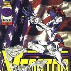 Cómics: X-FACTOR VOL.2 Nº16 FORUM-MARVEL-LINEA X-MEN (FACTOR-X, MISTICA). Lote 29249537
