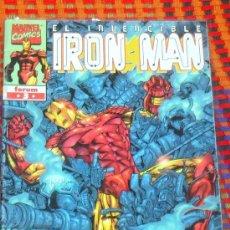 Cómics: IRON MAN Nº 3. VOL. 4. MARVEL COMICS. FORUM.. Lote 29318814