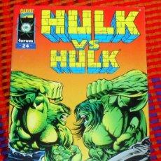 Cómics: HULK Nº 24. VOL. 2. MARVEL COMICS. FORUM.. Lote 29318849