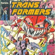 Cómics: TRANSFORMERS 52 - FORUM. Lote 29399947