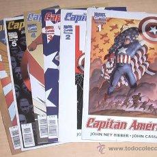 Cómics: CAPITAN AMERICA, JOHN CASSADAY.. Lote 29435873