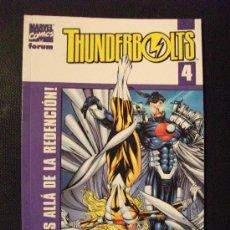 Cómics: THUNDERBOLTS VOL 2 Nº 4 COMICS FORUM. Lote 29466594
