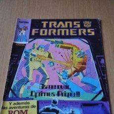 Cómics: TRANSFORMERS Nº 20 VOL 1 ED. FORUM TRANS FORMERS. Lote 30292977