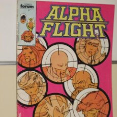 Cómics: ALPHA FLIGHT VOL. 1 Nº 8 FORUM OFERTA. Lote 29673885