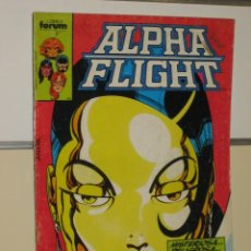 Cómics: ALPHA FLIGHT VOL. 1 Nº 15 FORUM OFERTA. Lote 29518354