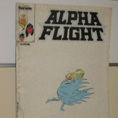 Cómics: ALPHA FLIGHT VOL. 1 Nº 5 FORUM OFERTA. Lote 29673891