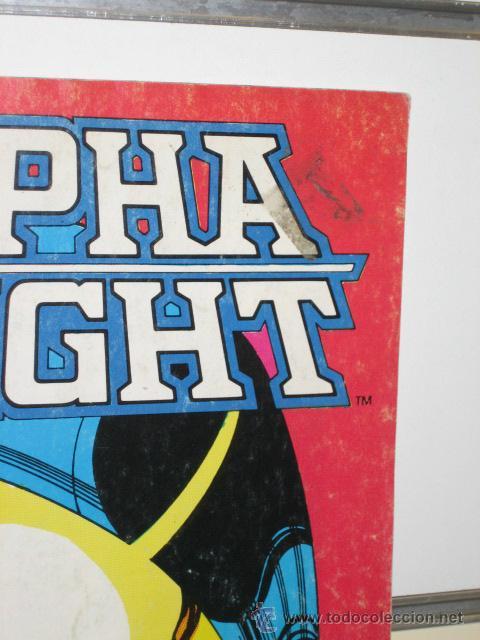 Cómics: ALPHA FLIGHT VOL. 1 Nº 3 FORUM OFERTA - Foto 2 - 29518381