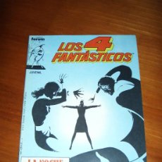 Cómics: LOS CUATRO FANTÁSTICOS Nº 52 - COMICS FORUM - JOHN BYRNE. Lote 29581921