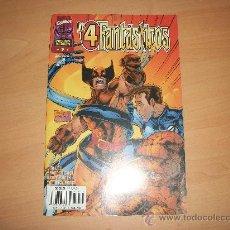 Cómics: HEROES REBORN: LOS 4 FANTÁSTICOS Nº 7 EDITORIAL FORUM. Lote 127940394