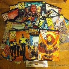 Cómics: NEW X-MEN DE GRANT MORRISON COMPLETA (INCLUYE ANUAL 2001). Lote 29666373