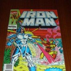 Cómics: IRON MAN Nº 8 - FORUM - VOL. 2. Lote 202714385