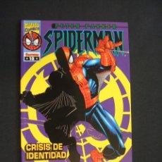 Cómics: PETER PARKER - SPIDERMAN - Nº 18 - CRISIS DE IDENTIDAD - FORUM - NUEVO, SIN LEER - . Lote 29706106