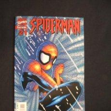 Cómics: SPIDERMAN - Nº 21 - FORUM - MARVEL COMICS - NUEVO - SIN LEER - . Lote 29751545