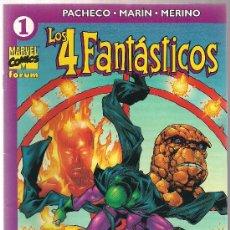Cómics: LOS 4 FANTÁSTICOS FORUM VOL IV Nº 1. Lote 29840462