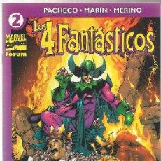 Cómics: LOS 4 FANTÁSTICOS FORUM VOL IV Nº 2. Lote 29840516