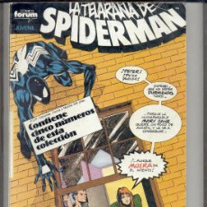 Cómics: SPIDERMAN FORUM RETAPADO 111 AL 115. Lote 33671082