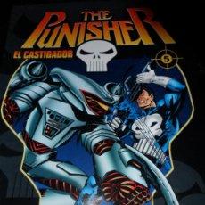 Cómics: THE PUNISHER, EL CASTIGADOR COLECCIONABLE FORUM Nº 5. Lote 29850205