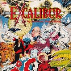 Cómics: EXCALIBUR (FORUM,1989) - TOMO PRESTIGE - CHRIS CLAREMONT - ALAN DAVIS. Lote 29867912