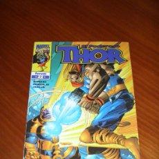 Cómics: EL PODEROSO THOR - VOL 4 - Nº 22 - DAN JURGENS Y JOHN ROMITA JR - COMICS FORUM. Lote 29976771