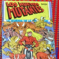 Cómics: LOS NUEVOS MUTANTES Nº 43 MARVEL COMICS FORUM. Lote 29986122