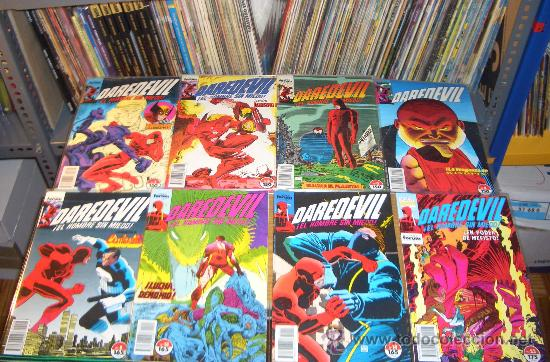 DAREDEVIL - VOL 2 - 8 NÚMEROS - FORUM (Tebeos y Comics - Forum - Daredevil)