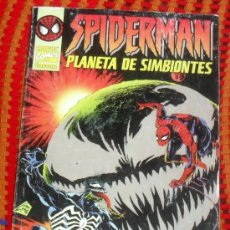 Cómics: SPIDERMAN PLANETA DE SIMBIONTES. TOMO. MARVEL COMICS. FORUM.. Lote 30025282