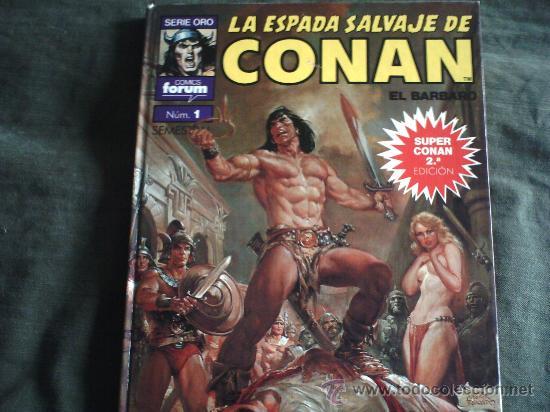 SUPER CONAN Nº1 (Tebeos y Comics - Forum - Conan)