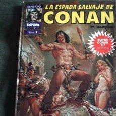 Cómics: SUPER CONAN Nº1. Lote 169914224