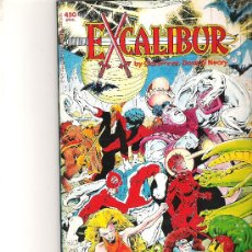 Cómics: EXACALIBUR Nº 1 - EDICION PRESTIGIO - FORUM. Lote 30055459