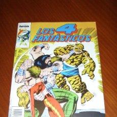 Cómics: LOS 4 FANTASTICOS - Nº 74 - COMICS FORUM. Lote 186093623