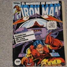 Cómics: PORTADAS IRON MAN ( SIN LOS NUMEROS INCLUIDOS ) . AÑO 1987 . . Lote 30102235