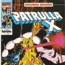 Cómics: LA PATRULLA X - Nº 6 - 2ª EDICION - FORUM. Lote 30107219