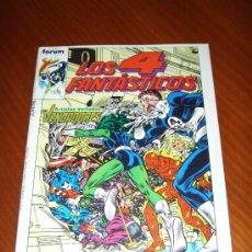Cómics: LOS CUATRO FANTÁSTICOS - Nº 61 - COMICS FORUM - JOHN BYRNE. Lote 30119183