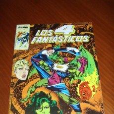 Fumetti: LOS CUATRO FANTÁSTICOS - Nº 63 - COMICS FORUM - JOHN BYRNE. Lote 30119227