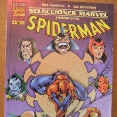 Cómics: SPIDERMAN DELECCIONES MARVEL Nº 2. Lote 30246955
