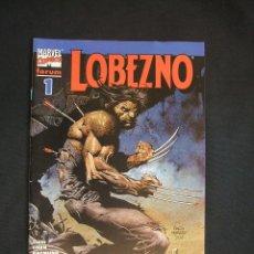 Cómics: LOBEZNO - LOS ARCHIVOS DE LOGAN - 1 DE 3 - FORUM - NUEVO - SIN LEER - . Lote 30254285