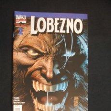 Cómics: LOBEZNO - LOS ARCHIVOS DE LOGAN - 2 DE 3 - FORUM - NUEVO - SIN LEER - . Lote 30254301