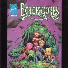 Cómics: EXPLORADORES /POR: DEMATTEIS, DEZAGO. Lote 45007577