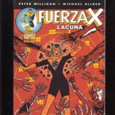Cómics: FUERZA X, LA CUNA, AUTOR : PETER MILLIGAN, MICHAEL ALLRED. Lote 30261581