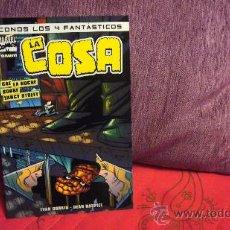 Cómics: ICONOS LOS 4 FANTÁSTICOS - LA COSA - CAE LA NOCHE SOBRE YANCY STREET - FORUM - EVAN DORKIN & HASPIEL. Lote 30536228