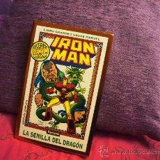 Cómics: IRON MAN. LA SEMILLA DEL DRAGON. GRANDES SAGAS MARVEL- 1994 - FORUM - OFERTA. Lote 30584898