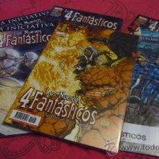 Cómics: LOS CUATRO FANTASTICOS VOL.6 NÚMEROS DEL 1 A 12 . Lote 31406439