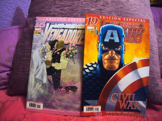 VENGADORES VOL.3 LOS NUEVOS VENGADORES Nº 18 Y 19 (Tebeos y Comics - Forum - Vengadores)