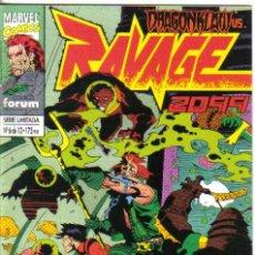 Cómics: RAVAGE 2099, Nº 6 DE 12. . Lote 30374508
