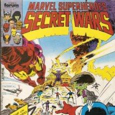 Cómics: SECRET WARS - MARVEL SUPERHEROES - Nº 9 - 1985. Lote 151681334