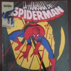 Cómics: LA TELARAÑA DE SPIDERMAN. Lote 30399884