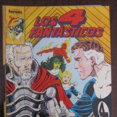 Cómics: LOS 4 FANTASTICOS. Lote 30400443